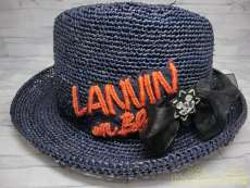 ハット|LANVIN EN BLEU