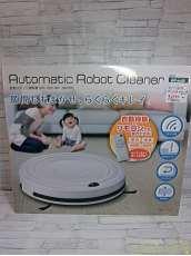 ロボット掃除機|不明