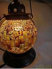 ステンドグラス ランプ|イシグロ