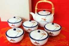 茶器揃え|香蘭社
