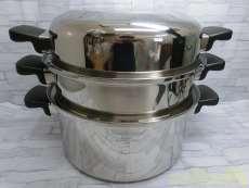 蒸し器&鍋|AMWAY QUEEN