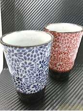 ペアフリーカップ|有田焼