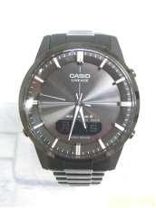 LINEAGE リニエージ 腕時計 ソーラー|CASIO