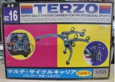 サイクルキャリア|TERZO