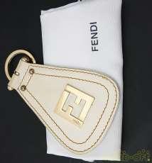 レザーキーホルダー|FENDI