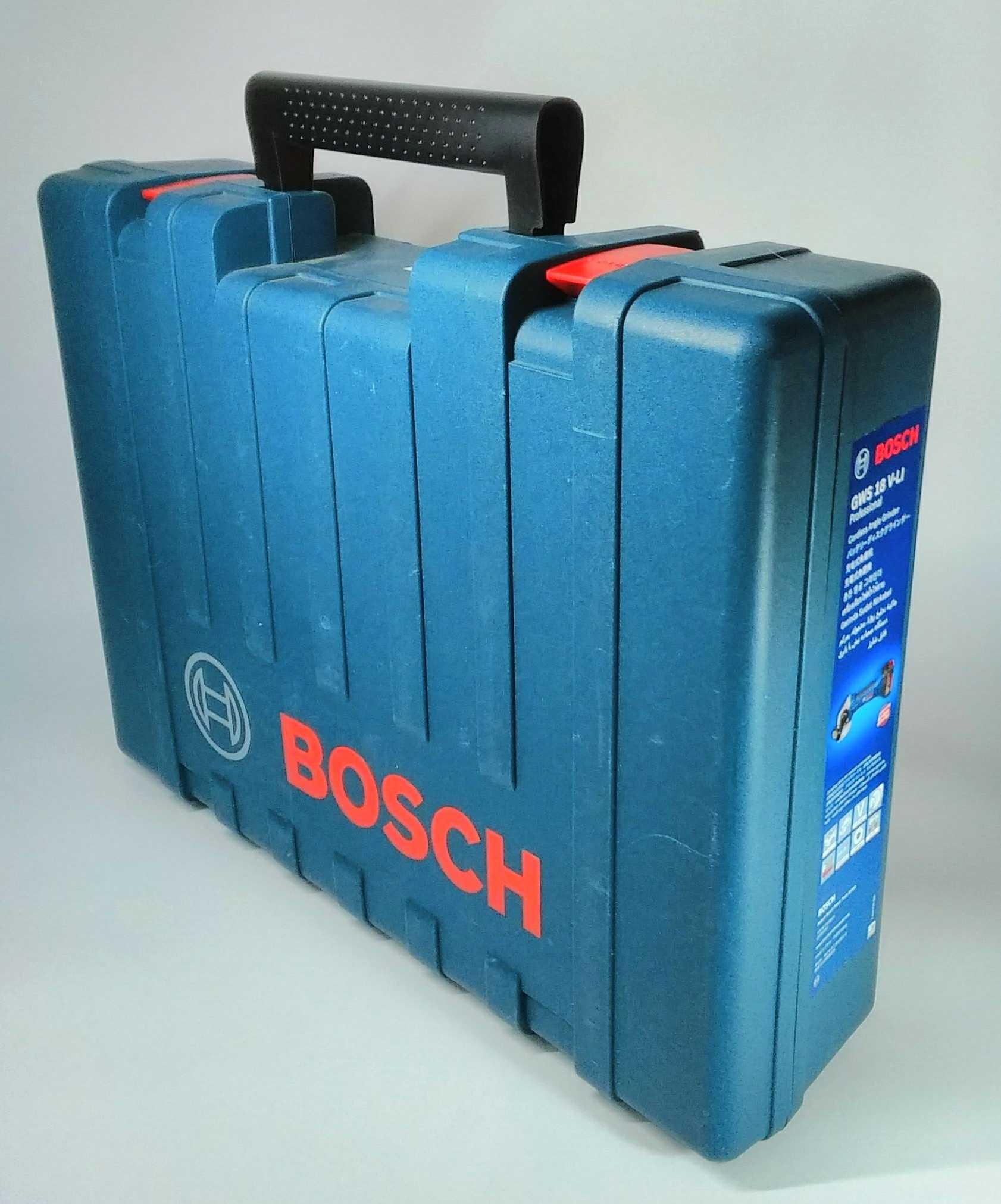 ディスクグラインダー BOSCH