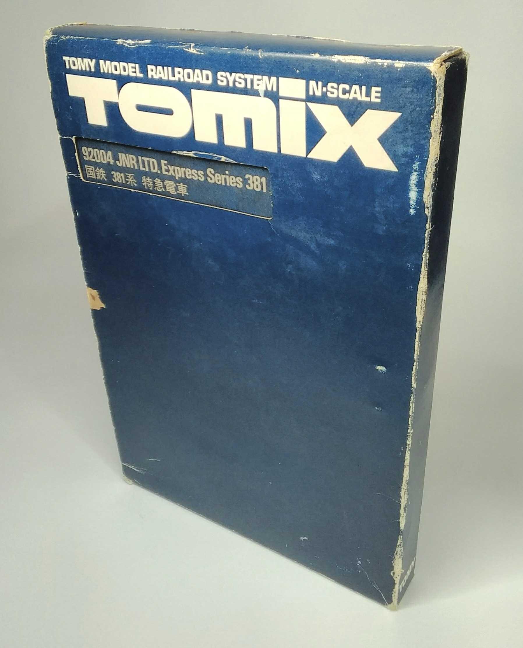 JNRLTD EXPRESS SERIES 381|TOMIX