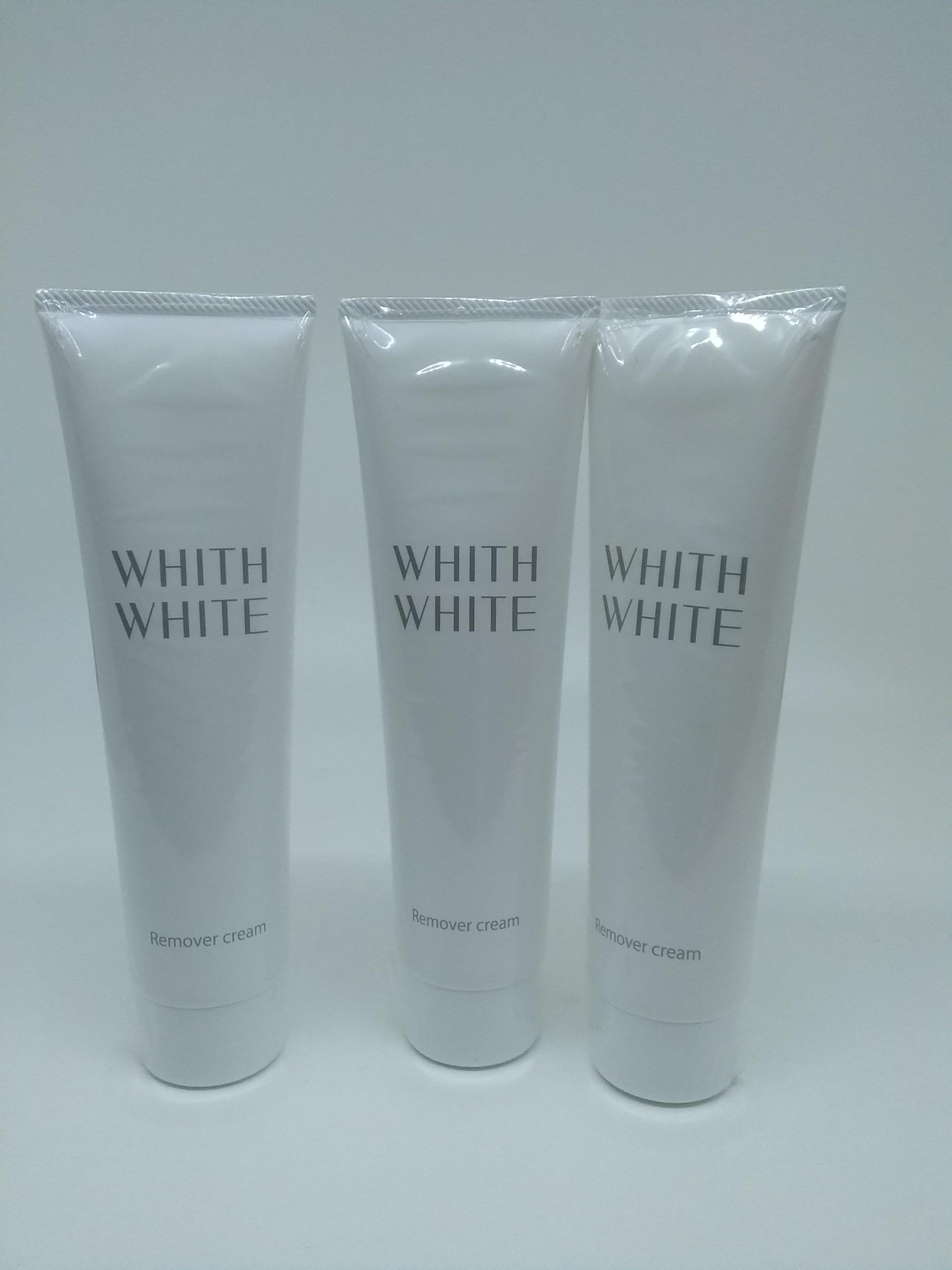 フィスホワイトリムーバクリーム ミリオナ化粧品