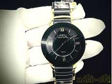 クォーツ・アナログ腕時計|テクノス