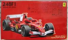 フェラーリ248F1 ブラジルGP2006|FUJIMI