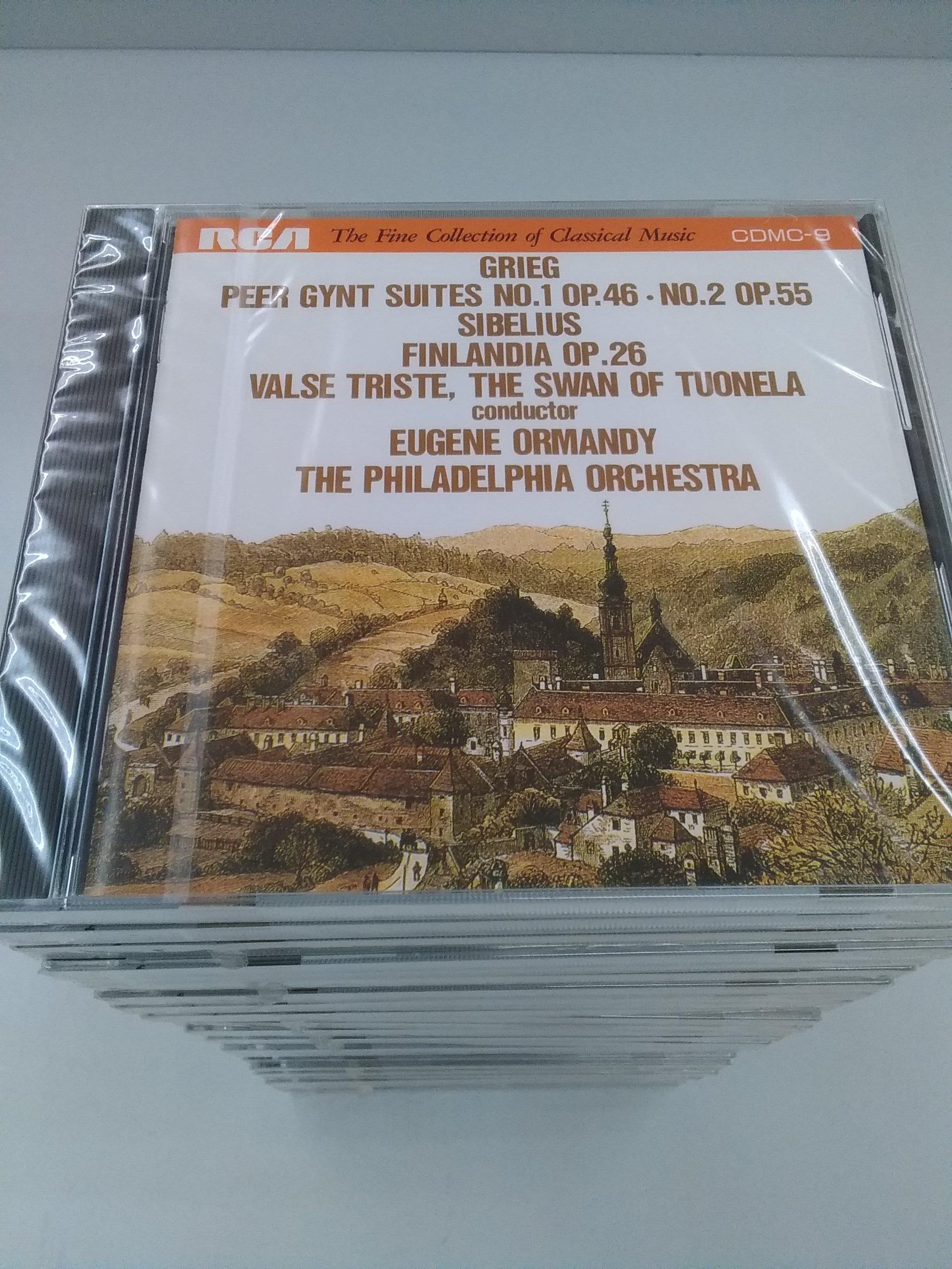クラシックCD28巻セット|RCA