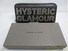 ラウンドジップ長財布|HYSTERIC GLAMOUR