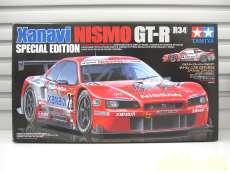 ザナヴィ ニスモ GT-R(R34) スペシャルエディション|TAMIYA
