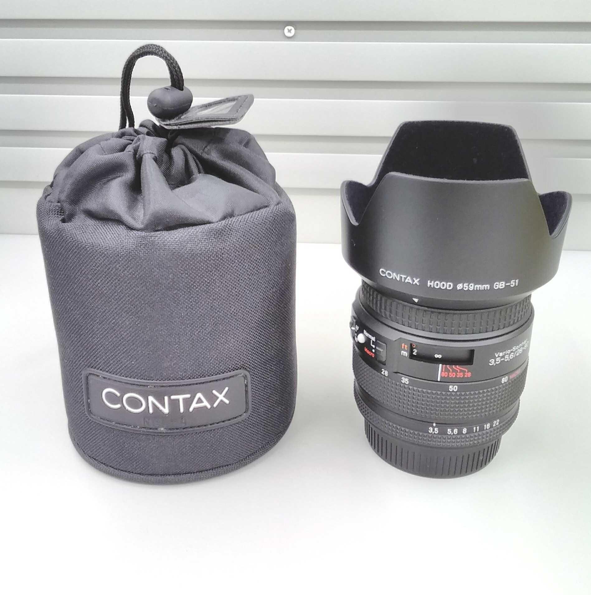 VARIO SONNAR 28-80mmF3.5-5.6 CONTAX