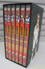 格闘美神 武龍 ウーロン 全6巻|バンダイビジュアル