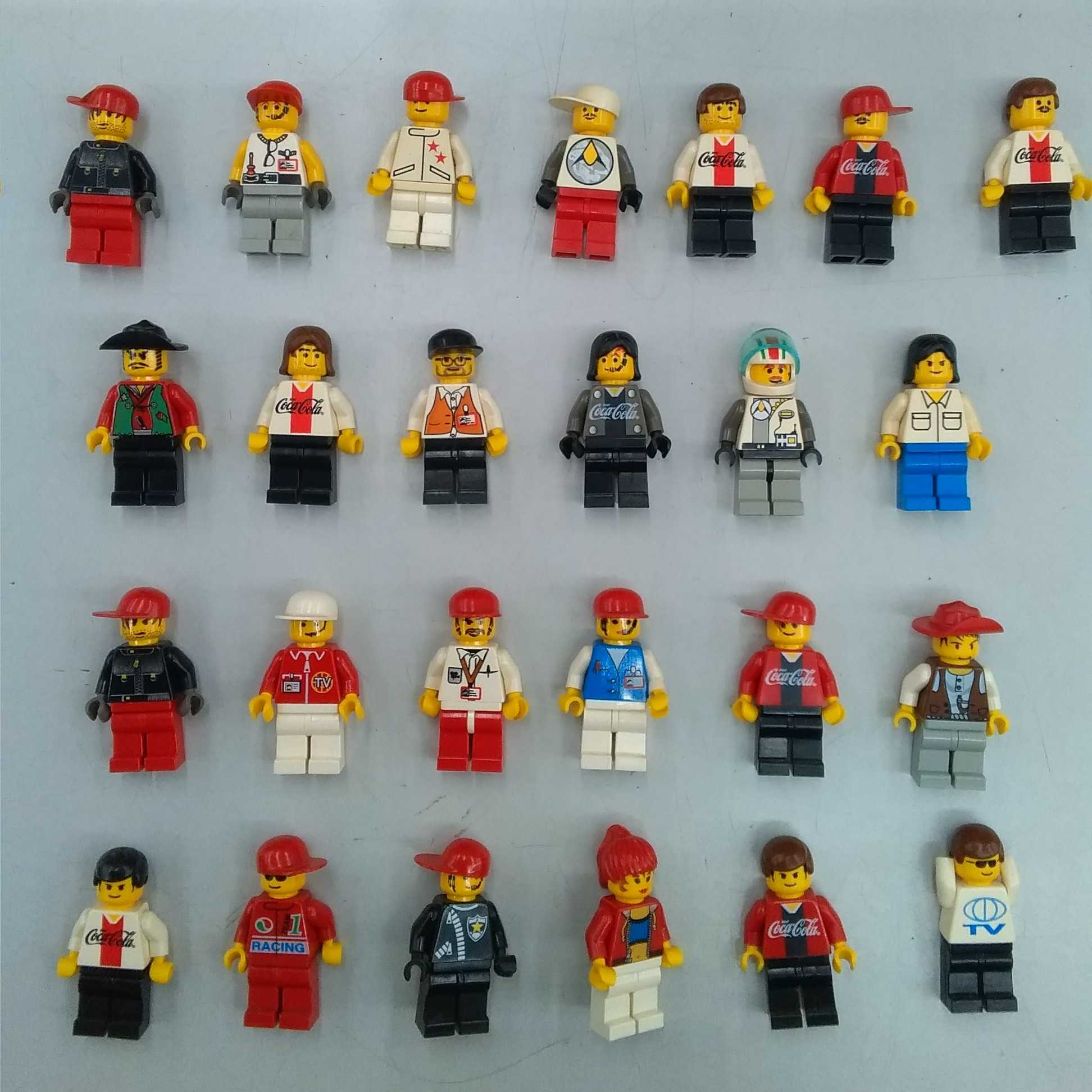 LEGO ミニフィグ|LEGO