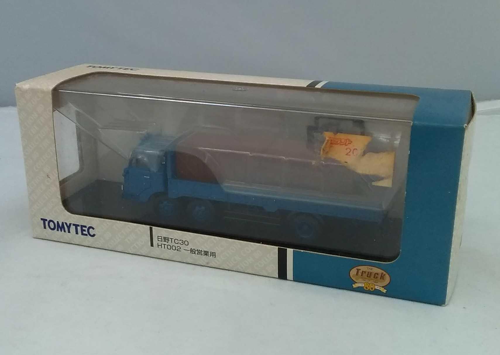 日野TC30 HT002 一般営業用|TOMYTEC