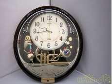 電波式掛時計|SEIKO
