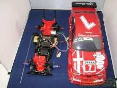 電動ラジオコントロールカー|TAMIYA