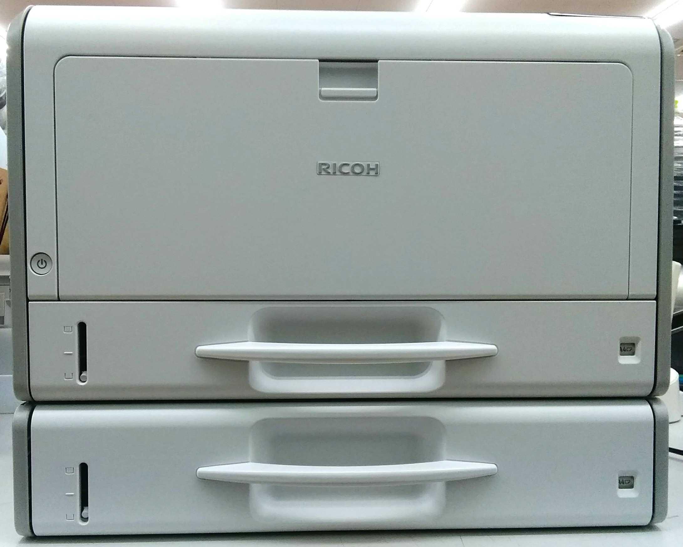 A3対応モノクロレーザープリンター RICOH