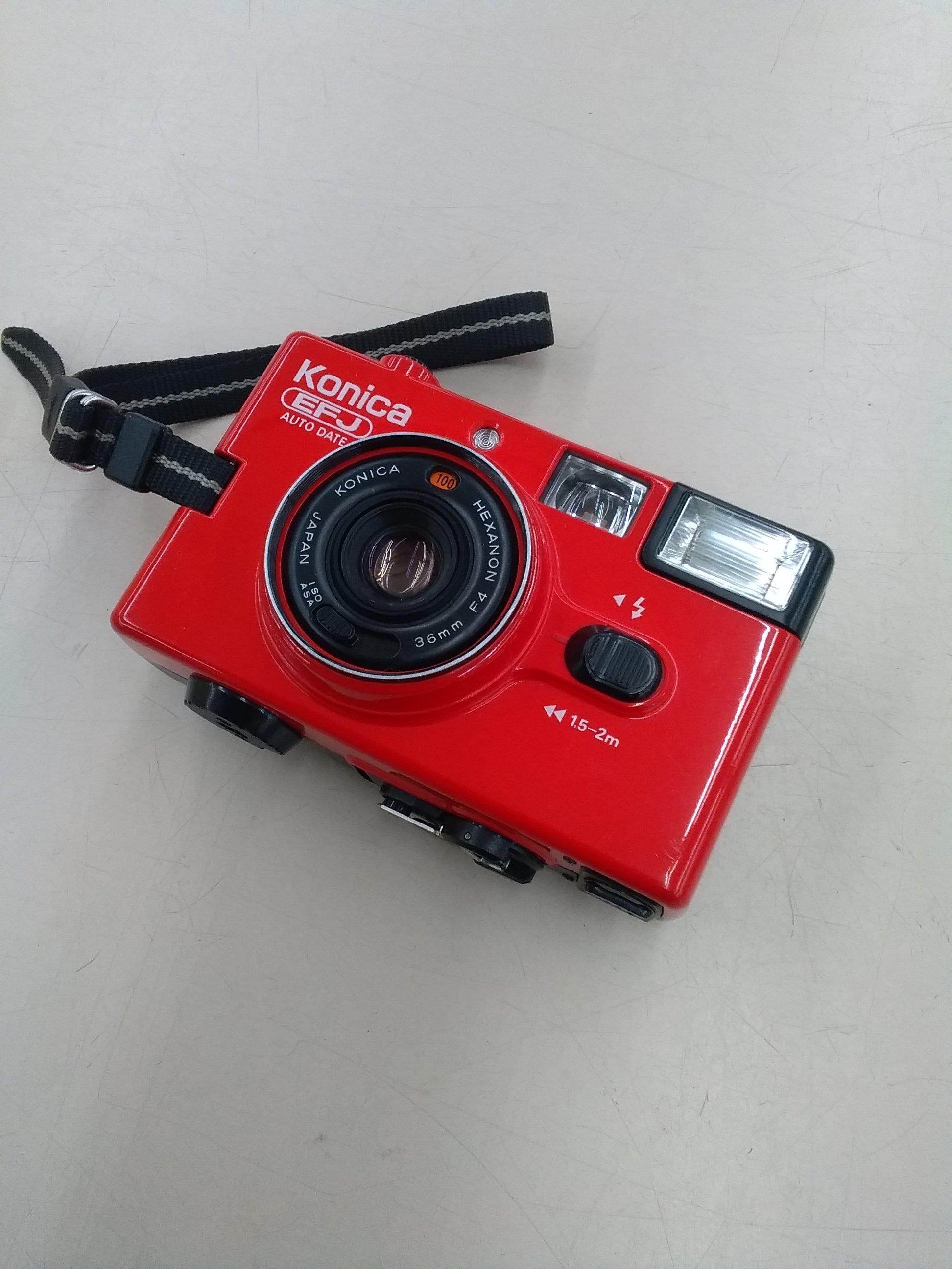 フィルムカメラ ※ジャンク KONICA