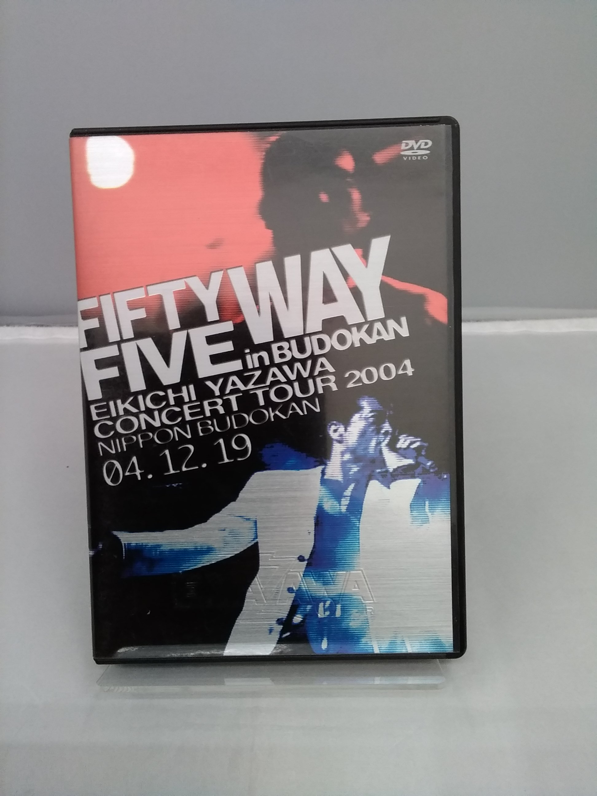 FIFTY FIVE WAY IN BUDOKAN|東芝EMI株式会社