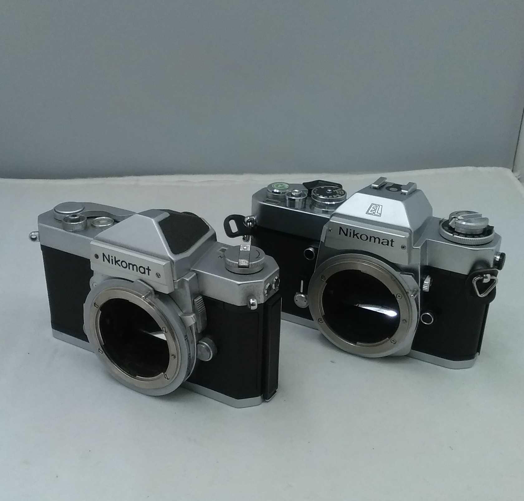 フィルムカメラ2台セット|NIKON