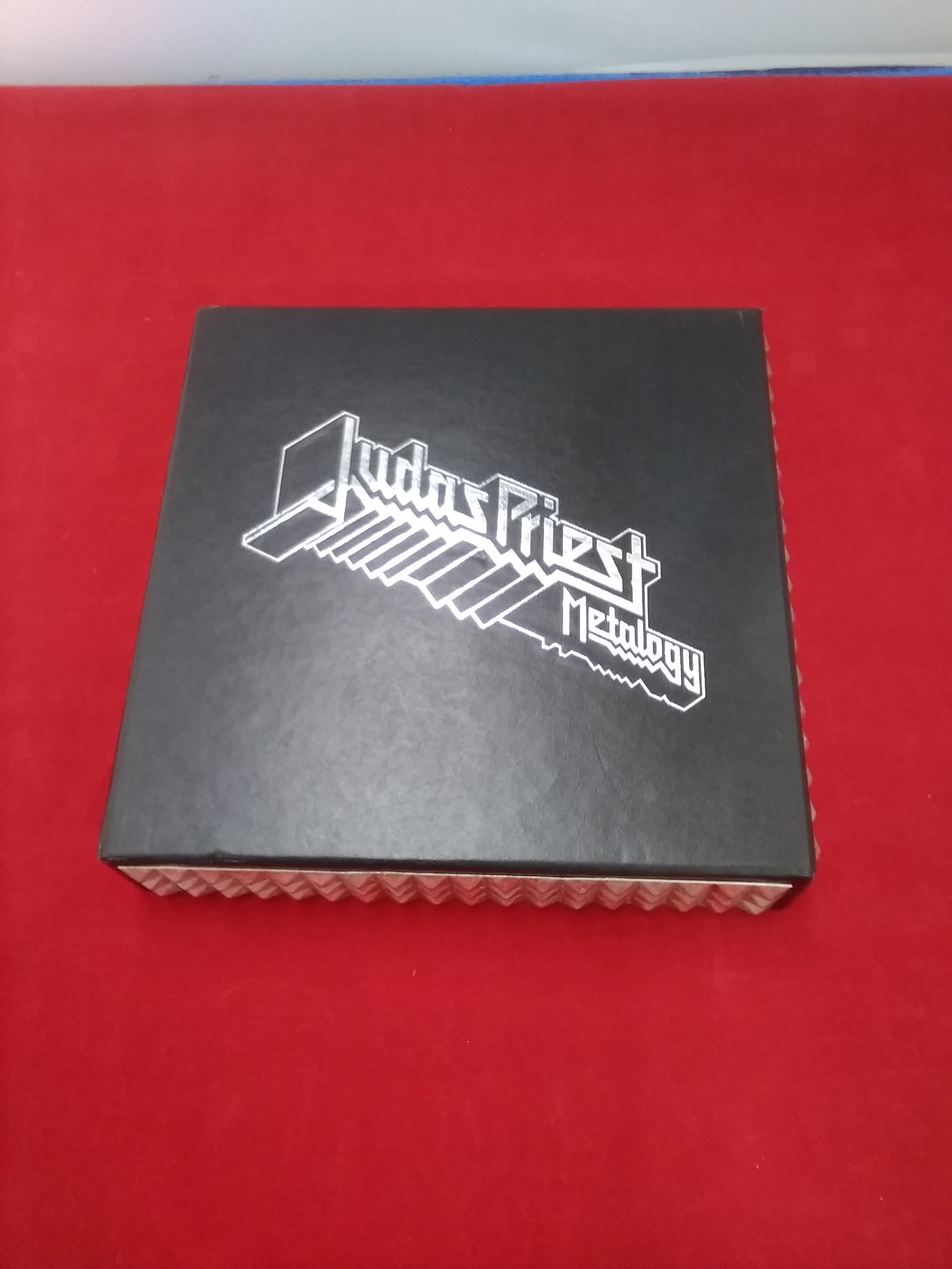 初回限定CDボックス|JUDAS PRIEST