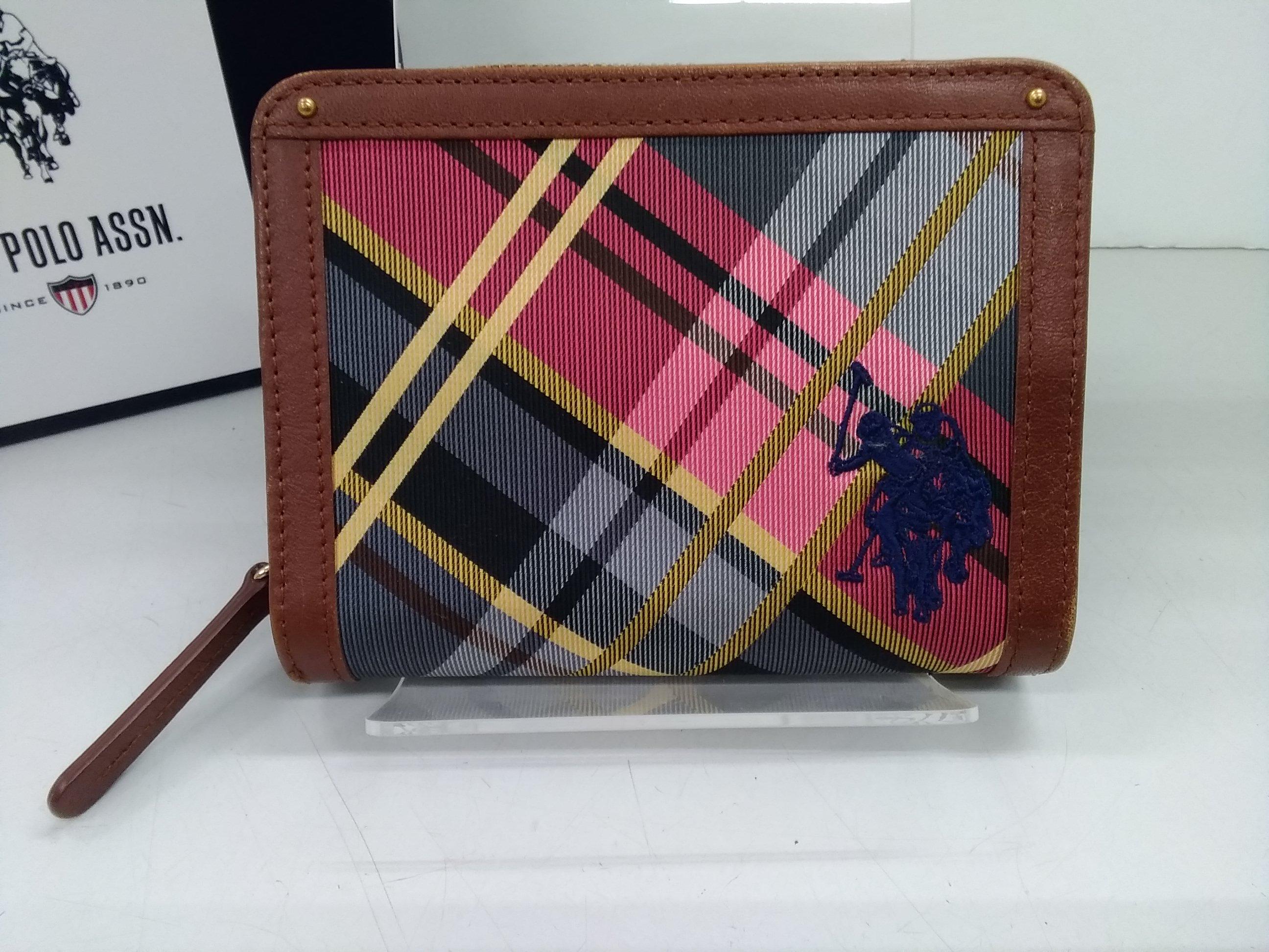 二つ折り財布|POLOASSN