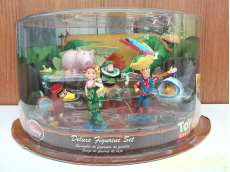 TOY STORY DELUXE FIGURIRE SET|DISNEY STORE