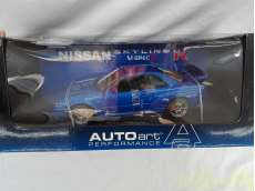1/18 SKULINE GTR V-SPECⅡ|AUTOART