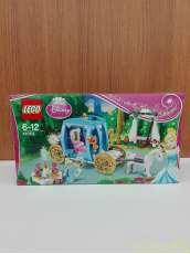 ディズニープリンセス シンデレラの魔法の馬車|LEGO