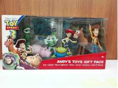 TOYSTORY3 ANDY'S TOYS GIFT PACK|MATTEL