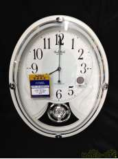電波掛時計|リズム時計
