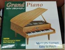 木のグランドピアノ|KAWAI