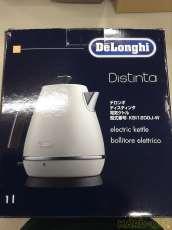 電気ケトル DeLonghi