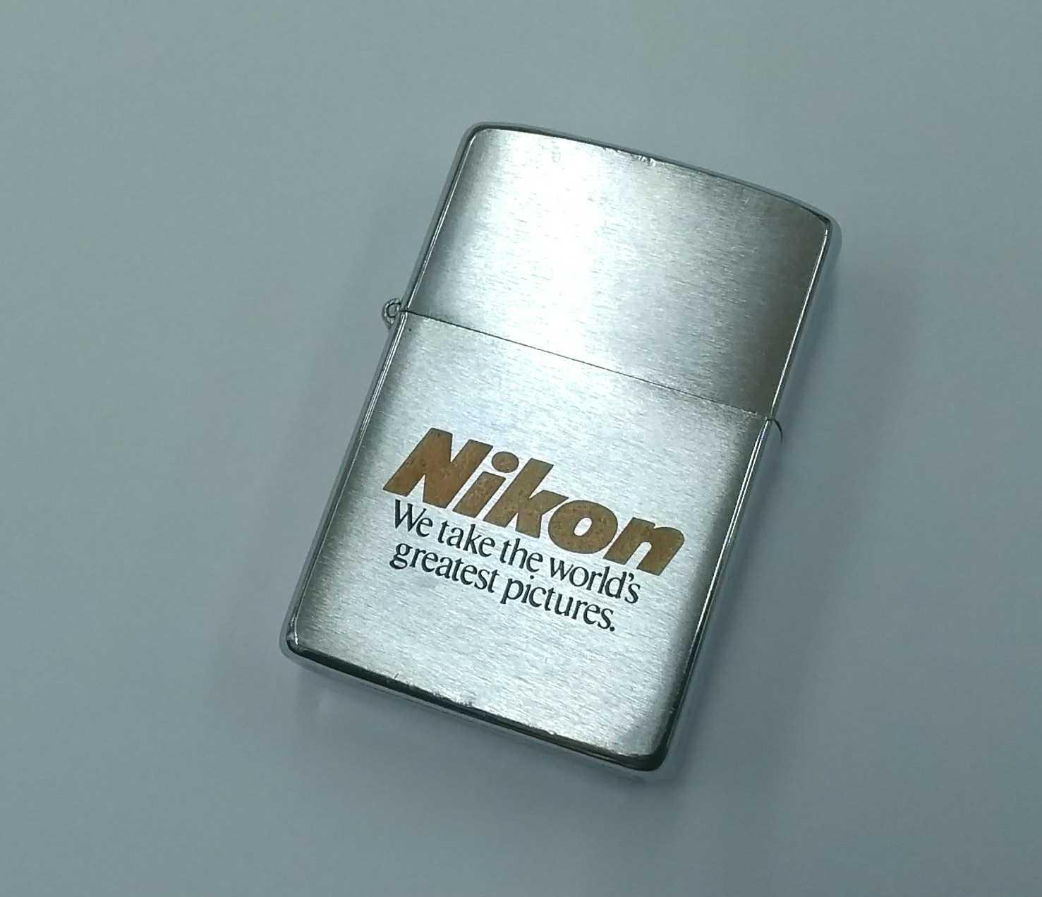 【Nikon】Zippo|ZIPPO