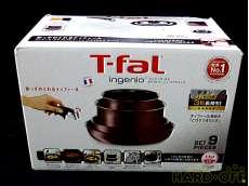 未使用 ティファール(T-fal) フライパンセット|T-fal
