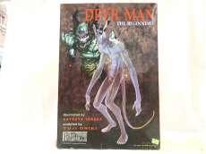 DEVIL MAN THE BEGINNIG|FEWTURE MOELS