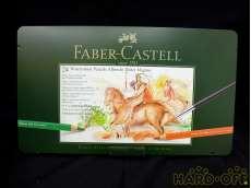 未使用 ファーバーカステル アルブレヒト デューラー マグナス 水彩色鉛筆 24色|ステッドラー