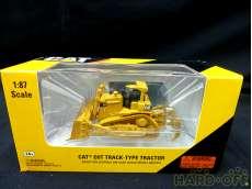 CAT D9Tトラックタイプトラクター1:87 HO DieCastモデル NORSCOT