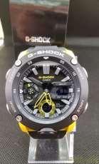 G-SHOCK GA-2000(イエロー)|CASIO