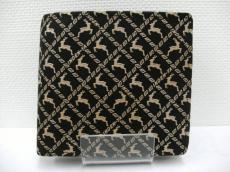 印傳屋 折りたたみ財布|印傳屋