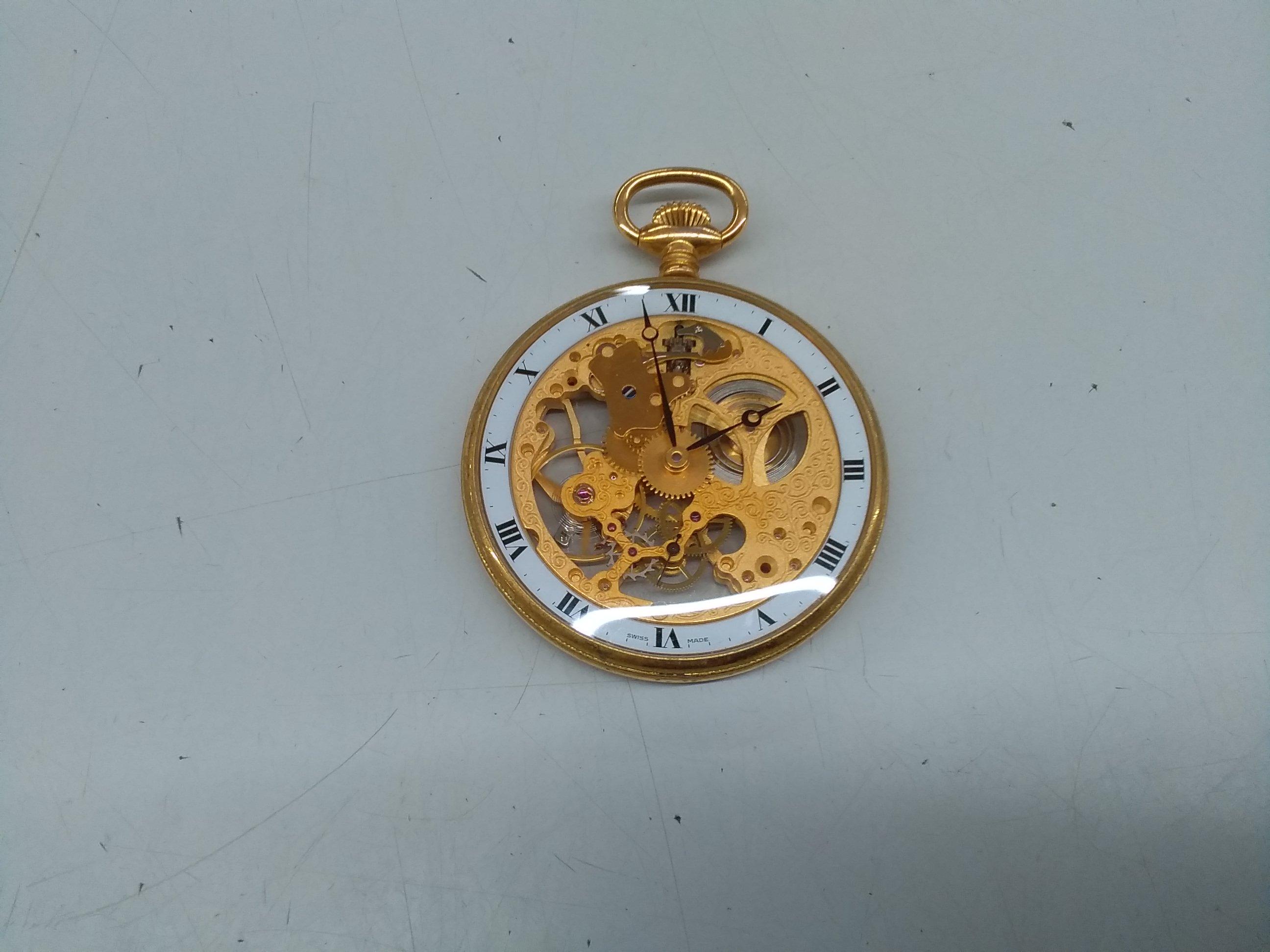 機械式懐中時計|AERO WATCH