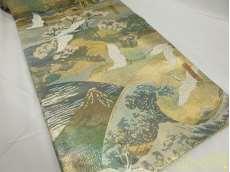 袋帯 富嶽三十六景全図