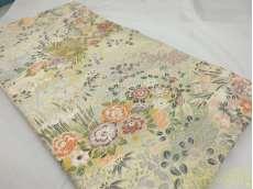 西陣袋帯 織(正絹)