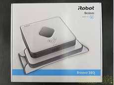 【未開封品】床拭きロボットブラーバ Braava380J