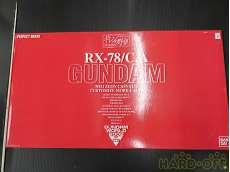 【未組立品】1/60 PG RX-78/C.A キャスバル専用ガンダム