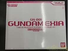 【未組立品】1/60 GN-01 ガンダムエクシア クリアカラー(トランザムモード)