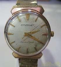 手巻き腕時計|CITIZEN